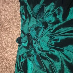 Jessica McClintock Dresses - LN Jessica McClintock Emerald Green Cocktail XS